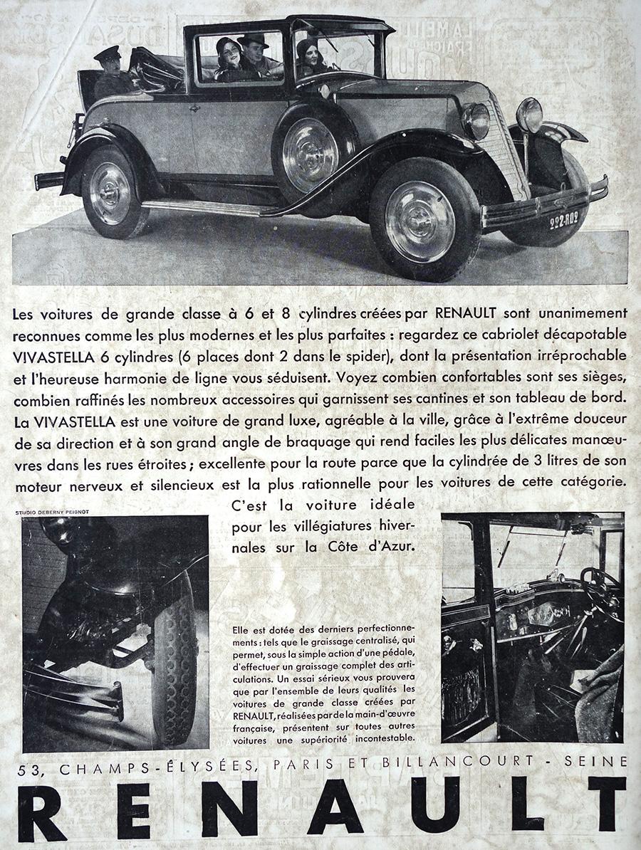photogriffon les anciennes publicit s des ann es 1920 1930 1940 1950 1960. Black Bedroom Furniture Sets. Home Design Ideas