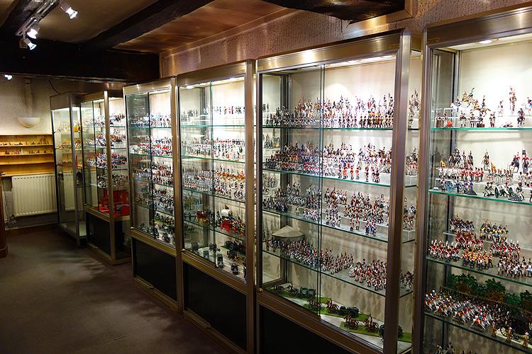Photogriffon figurines et soldats de plomb anciens et neufs for Boutique de decoration paris