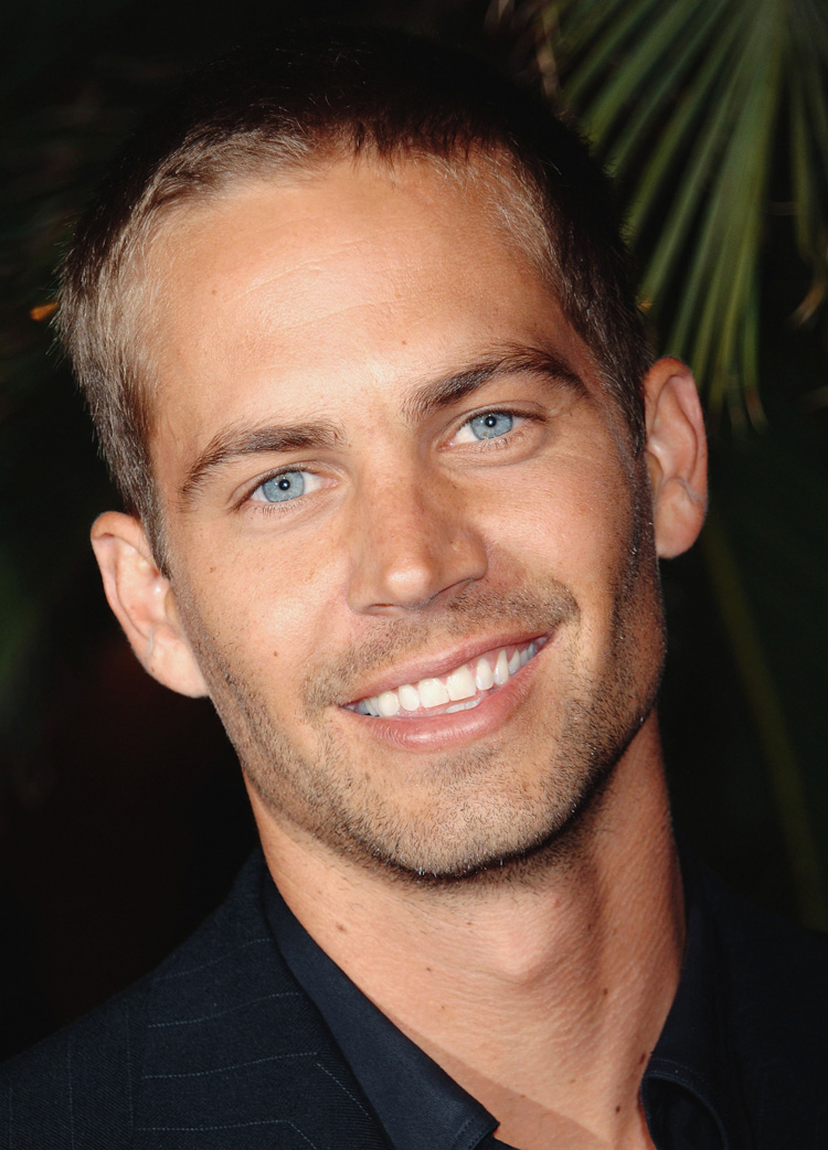Paul WALKER acteur mythique de Fast and Furious