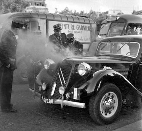 Berühmt Photogriffon - Cartes postales des belles voitures anciennes  RT13