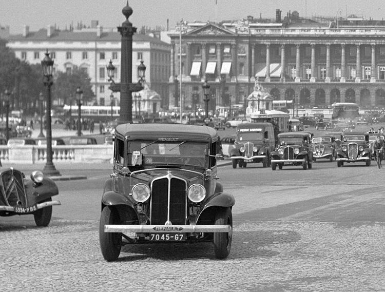 photogriffon - cartes postales des belles voitures anciennes