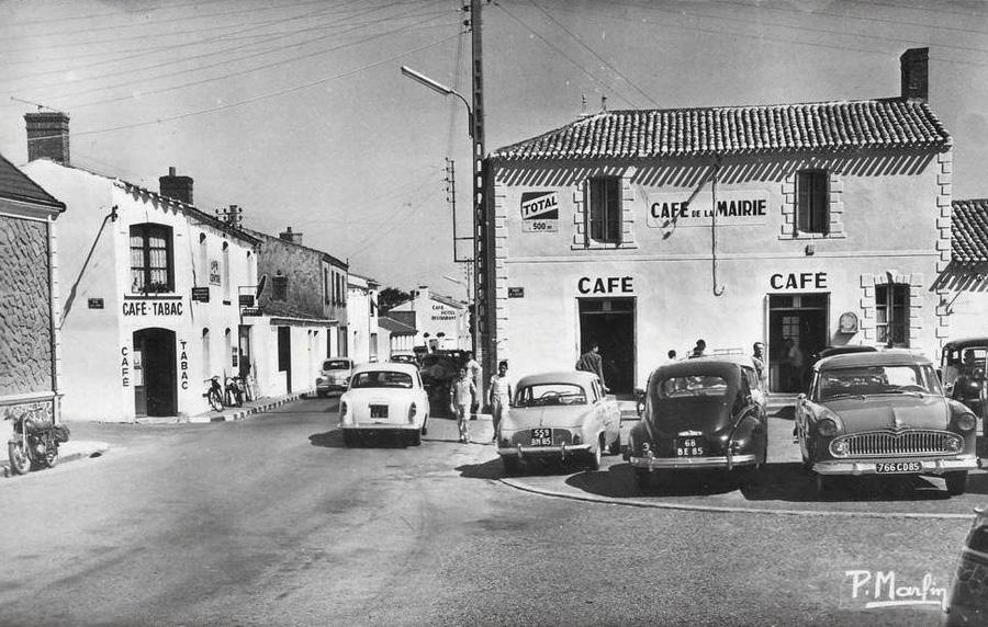 SAINT-HILAIRE-DE-RIEZ-dep85-carte-postal