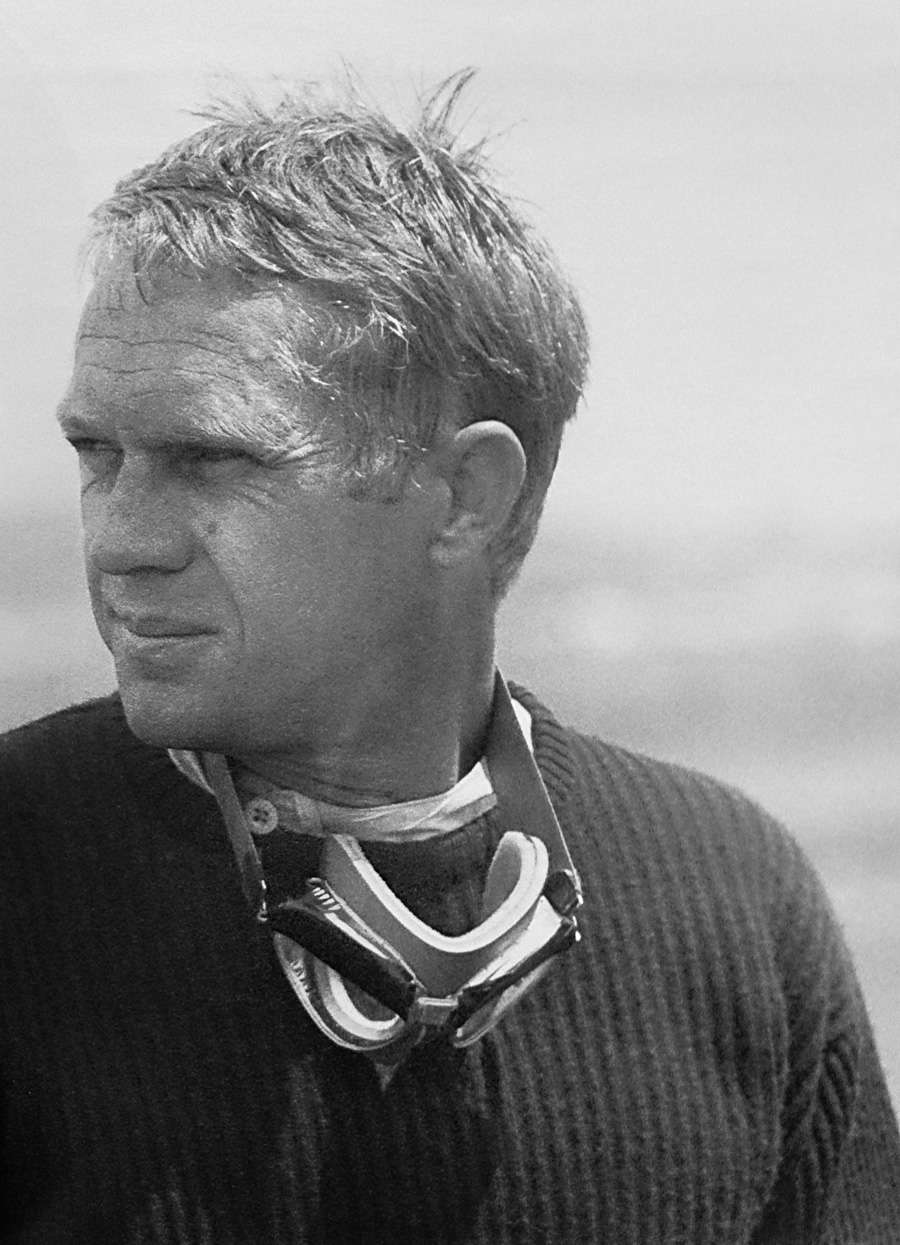 photogriffon reportage steve mcqueen steve mcqueen mechanics. Black Bedroom Furniture Sets. Home Design Ideas